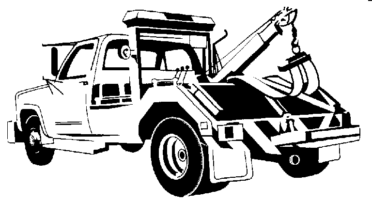 24 Hour Tow Truck