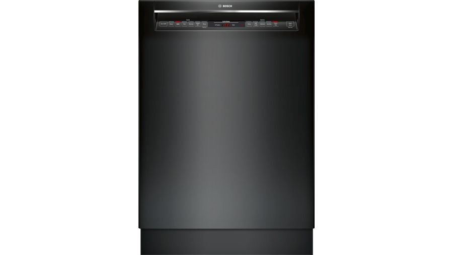 Bosch Dishwasher Front Controls